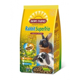 PIENSO RABBIT SUPERTRIO 1Kg