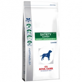 ROYAL CANIN VETDIET CAN SATIETY WEIGHT MANAGEMENT 12 Kg