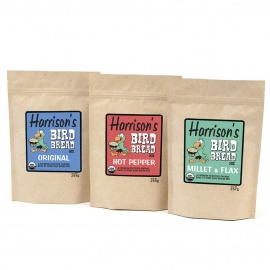 Harrison's Bird Bread Mix Hot Pepper 257g