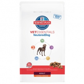 SCIENCE PLAN VETESSENTIALS NEUTERED DOG MEDIUM 10 KG