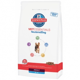 SCIENCE PLAN VETESSENTIALS NEUTERED DOG MINI