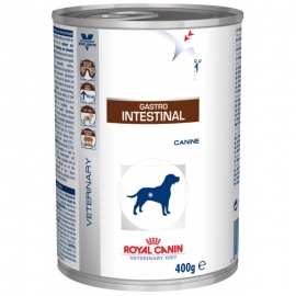 ROYAL CANIN VETDIET CANINE GASTRO INTESTINAL LATAS 12X400 G