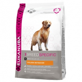 EUKANUBA ADULTO GOLDEN RETRIEVER 12 KG