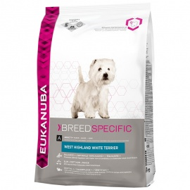 EUKANUBA ADULTO WEST HIGHLAND TERRIER 2,5 KG
