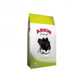ARION FISH & RICE 18kg