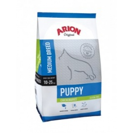 ARION PUPPY POLLO MEDIAS