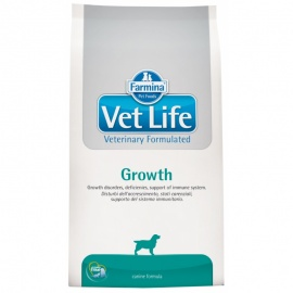 VET LIFE DOG GROWTH