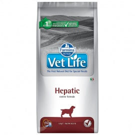 VET LIFE DOG HEPATIC 12 KG