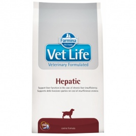 VET LIFE DOG HEPATIC 2 KG