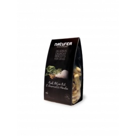 NATUREA BISCUITS FISH, OLIVE OIL & AROMATIC HERBS