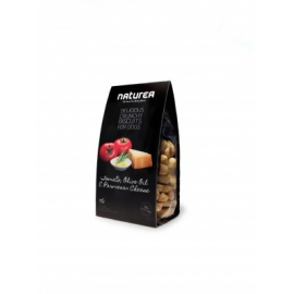 NATUREA BISCUITS TOMATO, OLIVE OIL & CHEESE 230GR