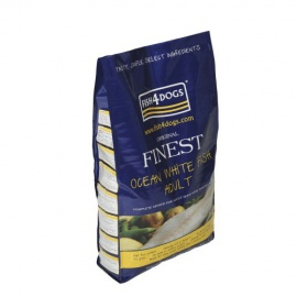 FINEST FISH4DOG OCEAN WHITE FISH