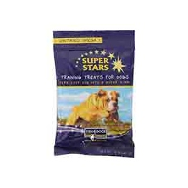 FISH4DOG SUPER STAR TRAINING TREATS 75 GR - BOLSA