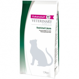 EUKANUBA VET. DIET CAT RESTRICTED CALORIE