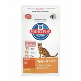 HILL´S ADULT OPTIMAL CARE CON POLLO
