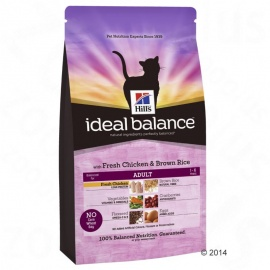 HILL´S IB FELINE ADULT POLLO Y ARROZ INTEGRAL 2Kg