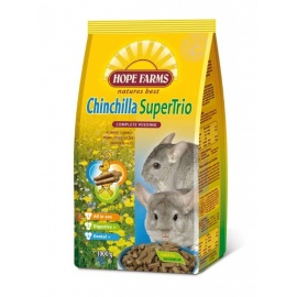 PIENSO DE CHINCHILLA SUPERTRIO 1KG
