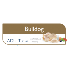 ADVANCE BULLDOG INGLÉS