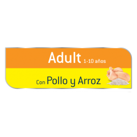 ADVANCE ADULT POLLO Y ARROZ